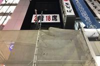 377杯目:富士そば御徒町店で鶏紅天そば - 富士そば原理主義