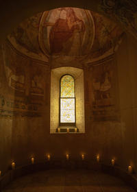 聖マルタン聖堂にて - ぽとすのくずかごⅡ