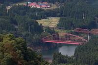 平瀬の集落を抜けて阿賀野川へ- 2020年・磐越西線 - - ねこの撮った汽車