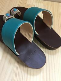 ショップ刻印 - jiu sandals & baby shoes