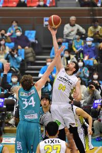 ハンナリーズvs.渋谷 - Taro's Photo