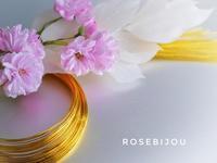 もう28日…水引き飾り飾りました - RoseBijou-parler゚・*:.。.