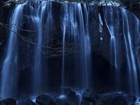 Winter waterfall - デジタルで見ていた風景