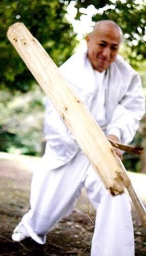 丸太折り - 大和龍門のタオル一本でモンスターを倒せ