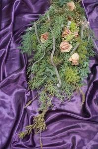 能登の海に似合うブーケ・ド・マリエ - お花に囲まれて