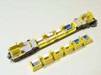 [鉄道模型/KATO]285系 サンライズをメイクアップする(5) - 新・日々の雑感