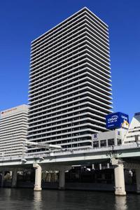 新ダイビル - レトロな建物を訪ねて