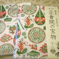 GO TO 奈良 * 奈良の蚊帳ふきん♪ - ぴきょログ~軽井沢でぐーたら生活~