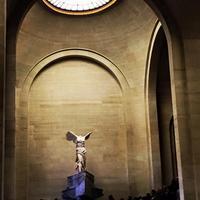 勝利の女神に対面した5年前 - Lovely! in London