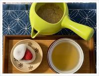 おから茶でほっこりほっこり('ω') - ほっこりほっこりしましょ。。