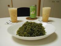 お味見したり、ワインを飲んだり。 - のび丸亭の「奥様ごはんですよ」日本ワインと日々の料理