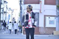 """Nasngwam.""<<VARIOUS BLOUSON(BLACK)>>Style~NORI~ - DAKOTAのオーナー日記「ノリログ」"