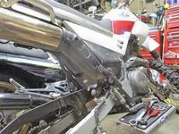 昨日は6台で忘年BBQ林道ツーリング・・・(^O^)/ - バイクパーツ買取・販売&バイクバッテリーのフロントロウ!