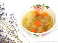 最強の野菜スープ - 乳がんと共に生きる私のDaily Life