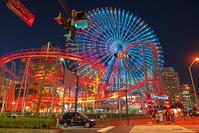 手持ち夜景横浜イルミネーション - エーデルワイスブログ