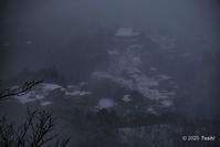 雪が降った - toshi の ならはまほろば