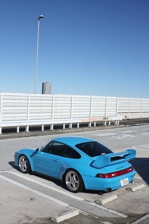 2020年走り納め - ポルシェ993RS & クレーマーK4(944)との日々 ~The Blue Water ~