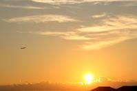 2020年もあと数時間 - 南の島の飛行機日記