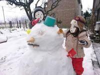 雪だるま作り陶の神様を祀る - ざっかラボ九隆庵 創作事情