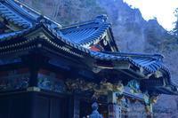 妙義神社参拝 - 風の彩りー3