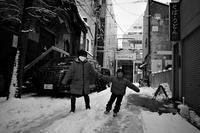 雪の古町#0220210102 - Yoshi-A の写真の楽しみ