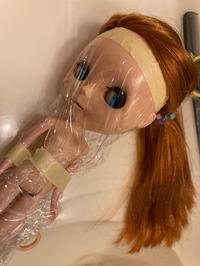 ポンチョさん、洗ってみたーよ - Barbie  Bomb!!