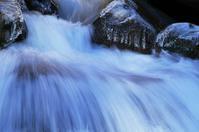 冬の激流 - 自然と仲良くなれたらいいな2