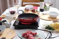 たまねぎとトマトのすき焼き - 登志子のキッチン
