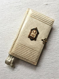 Book 357 コムニオンの聖書 - スペイン・バルセロナ・アンティーク gyu's shop