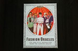 おみくじはオラクル、そして「Fashion Oracles」のこと - 黒井ゆりとアロマ&ハーブ