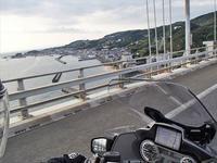 念願の丸亀城四国1泊2日ツーリング1/3 - SAMとバイクとpastime