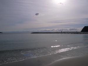 take a walk@興津海岸 -