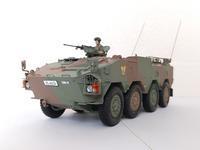 モノクローム・1/35 陸上自衛隊 96式装輪装甲車 B型 プラモデル MCT954 - 燃やせないごみ研究所