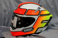 "SHOEI X-Fourteen "" GUN Boy "" - YUHIRO&M DESIGNS2"