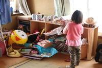 3歳の子どももこんまりメソッドでおもちゃの片づけ - キラキラのある日々