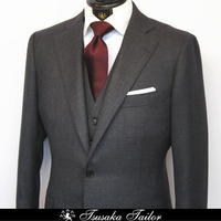 ウィリアム・ハルステッド<ブリティッシュクラシック>のスーツ | オーダースーツ - オーダースーツ東京 | ツサカテーラー 公式ブログ