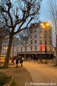 バカンス明け初日。遅ればせながらの新年のご挨拶となってしまいました。 - パリときどきバブー  from Paris France