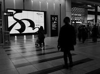 JR大阪駅 - 偶然の出逢いを求めて