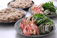 生ずわいがにのお鍋♪part2 - 登志子のキッチン