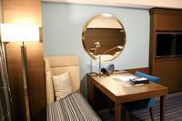 年末はディズニーシー② シェラトンのお部屋 - 旅するツバメ                                                                   --  子連れで海外旅行を楽しむブログ--
