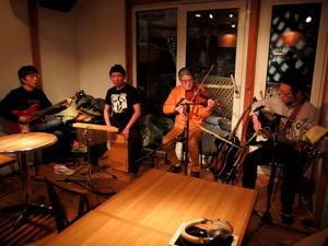 12/19 SO-DA LIVE@oreganocafe -