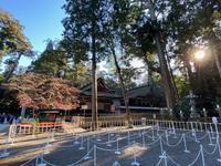 初詣@鹿島神宮・息栖神社 - オーダー家具の現場レポート