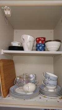 キッチン収納②  吊り戸棚 - 衣食住を整える