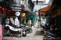 82. 細道の奥 / シェフティエン Chef thien - ホーチミンちょっと素敵なカフェ・レストラン100