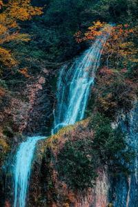 滝 - の~んびりと・・・