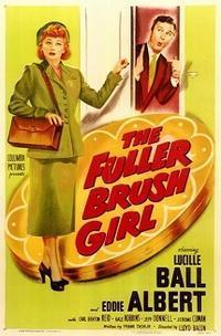 「The Fuller Brush Girl」(1950) - なかざわひでゆき の毎日が映画三昧