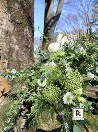 静かなお正月でした - Bouquets_ryoko