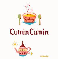 Cumin Cumin - K e  i  k  o     A  o  i  イ ラ ス ト 日 記