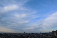 層状層積雲 - 日々の風景