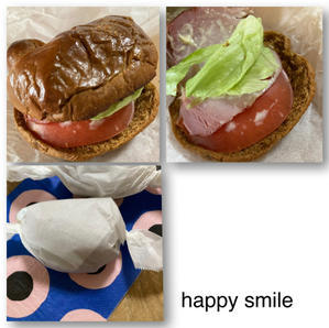 朝食。 - Happy Smile